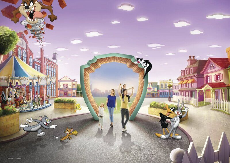 WARNER BROS. WORLD™ ABU DHABI
